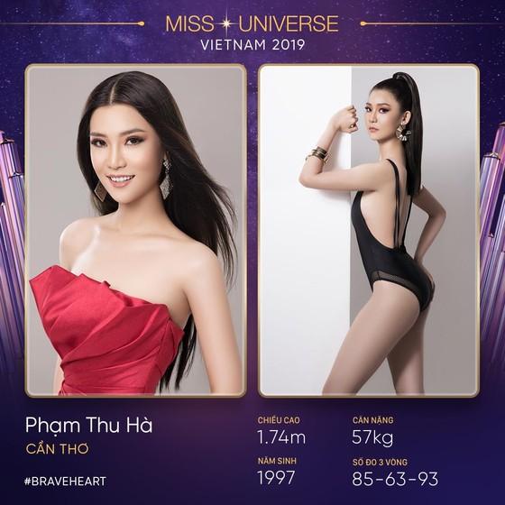 Hàng loạt gương mặt nổi bật trước thềm sơ khảo Hoa hậu Hoàn vũ Việt Nam 2019 ảnh 4
