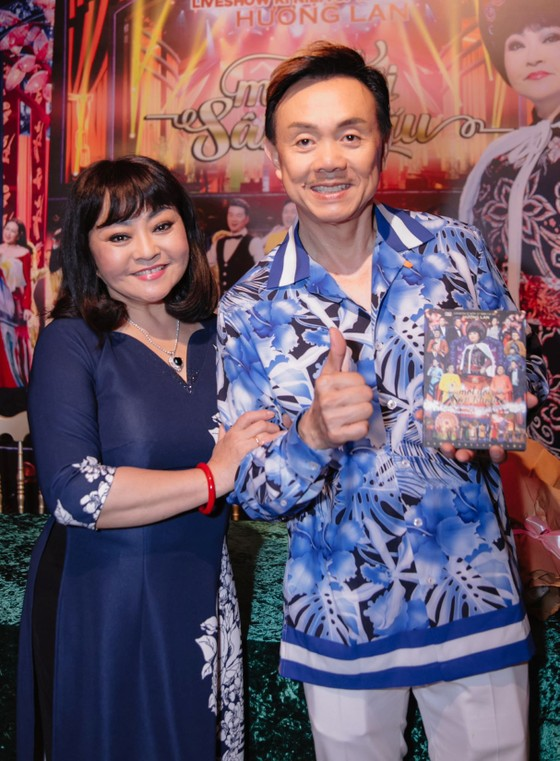 Danh ca Hương Lan phát hành DVD liveshow duy nhất trong gần 60 năm sự nghiệp ảnh 3