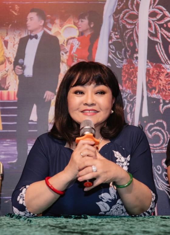 Danh ca Hương Lan phát hành DVD liveshow duy nhất trong gần 60 năm sự nghiệp ảnh 1