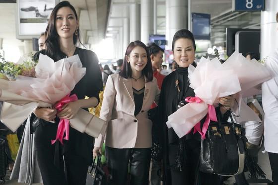 Tân Hoa hậu Hoàn vũ Hàn Quốc đến Việt Nam ảnh 2