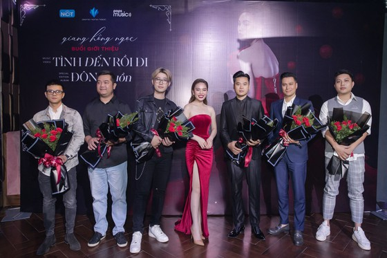 Giang Hồng Ngọc ra mắt MV và album đặc biệt mừng Giáng sinh ảnh 3