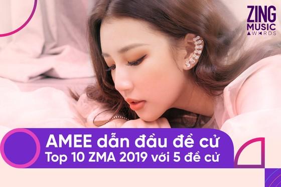 Zing Music Awards 2019 công bố top 10 đề cử ảnh 1
