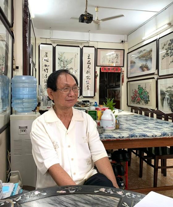 Họa sĩ Trương Hán Minh qua đời ảnh 1
