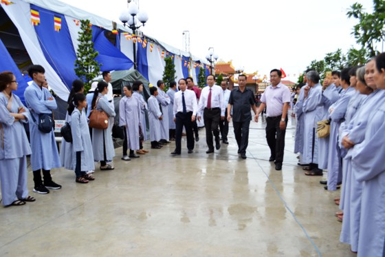 Khánh thành Thiền viện Trúc Lâm Hậu Giang ảnh 5