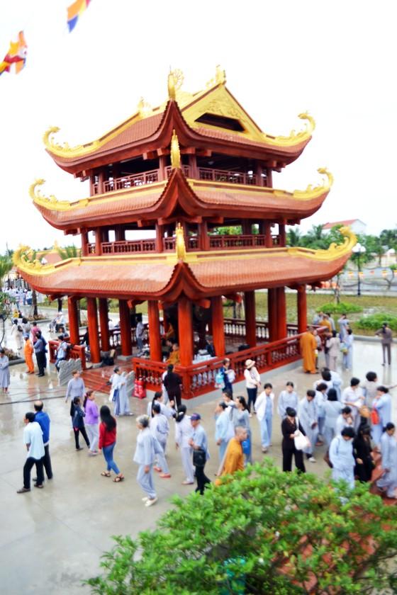 Khánh thành Thiền viện Trúc Lâm Hậu Giang ảnh 7