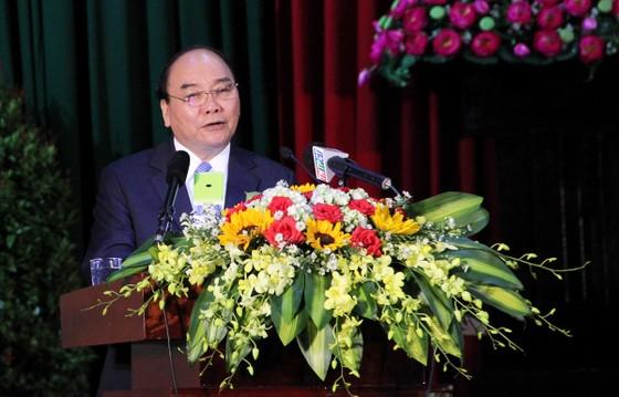 """Thủ tướng Nguyễn Xuân Phúc: Chính quyền Cần Thơ cần phát huy tinh thần """"dám nghĩ dám làm"""" ảnh 4"""