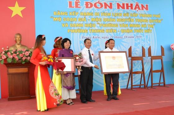 Mộ soạn giả Mộc Quán - Nguyễn Trọng Quyền được xếp hạng Di tích Lịch sử ảnh 1
