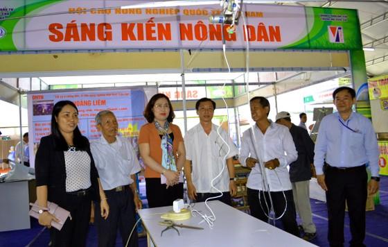 Khai mạc Hội chợ Nông nghiệp Quốc tế Việt Nam năm 2019  ảnh 2