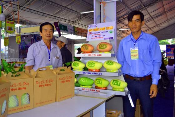 Khai mạc Hội chợ Nông nghiệp Quốc tế Việt Nam năm 2019  ảnh 3