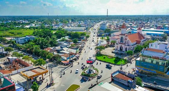 Công bố thành lập thành phố Ngã Bảy  ảnh 2