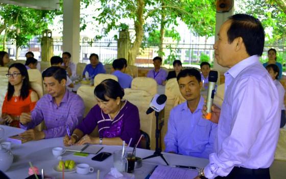 Chuẩn y đồng chí Lê Tiến Châu giữ chức Bí thư Tỉnh ủy Hậu Giang ảnh 2