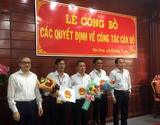 Ông Lã Hoàng Trung được bổ nhiệm làm Giám đốc Sở Thông tin – Truyền thông tỉnh Hậu Giang ảnh 1