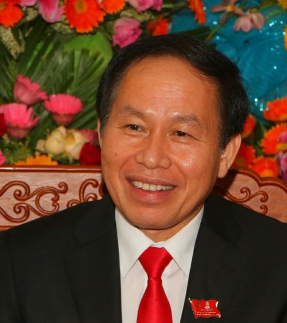Đồng chí Lê Tiến Châu tái đắc cử Bí thư Tỉnh ủy Hậu Giang ảnh 1