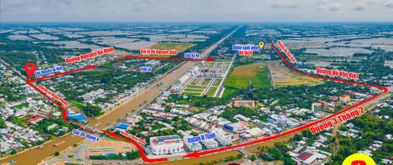 """Hơn 7.100 vận động viên tham gia Giải marathon quốc tế """"Mekong delta marathon"""" ảnh 3"""