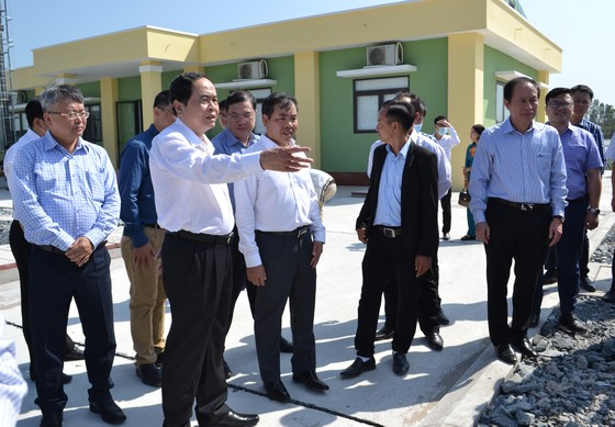 Khánh thành nhà máy điện mặt trời đầu tiên tại Hậu Giang ảnh 2