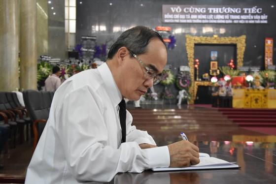 Lễ viếng phi công huyền thoại Nguyễn Văn Bảy ảnh 6