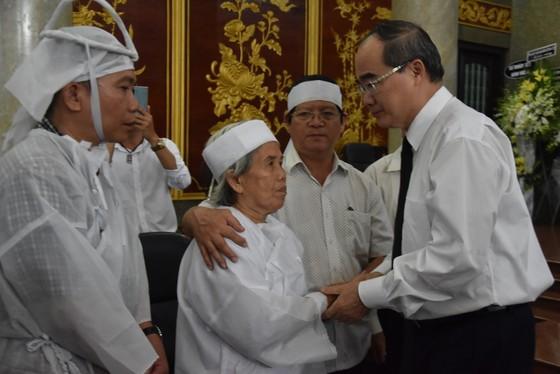 Lễ viếng phi công huyền thoại Nguyễn Văn Bảy ảnh 5