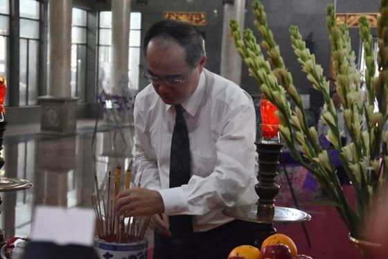 Lễ viếng phi công huyền thoại Nguyễn Văn Bảy ảnh 4
