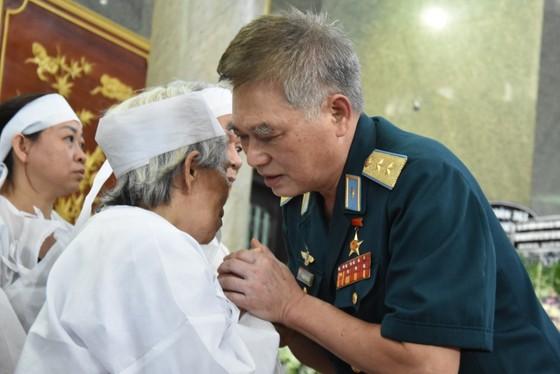 Lễ viếng phi công huyền thoại Nguyễn Văn Bảy ảnh 2