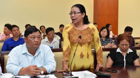 Kiến nghị xây dựng trung tâm giao dịch nông sản TPHCM ảnh 1