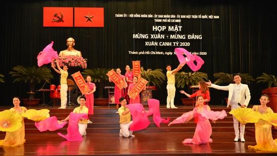 TPHCM tổ chức họp mặt mừng Xuân, mừng Đảng ảnh 1