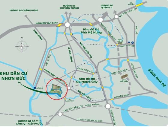 Nhiều sai phạm tại Khu dân cư Nhơn Đức huyện Nhà Bè ảnh 1