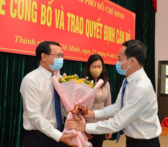 Đồng chí Lâm Đình Thắng giữ chức Bí thư Quận ủy Quận 9 ảnh 2