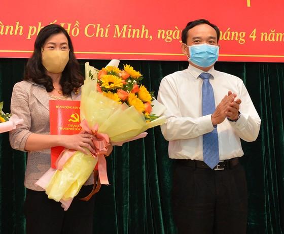 Đồng chí Lâm Đình Thắng giữ chức Bí thư Quận ủy Quận 9 ảnh 1