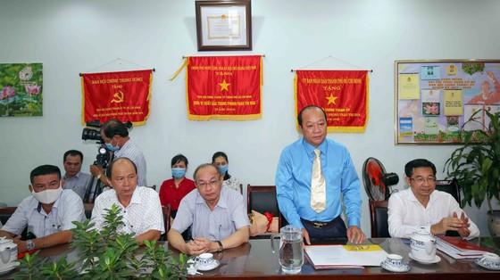 Đồng chí Trần Thanh Trà giữ chức Phó Trưởng Ban Nội chính Thành ủy TPHCM ảnh 1