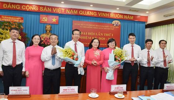 Đồng chí Phạm Đức Hải tiếp tục làm Bí thư Đảng bộ Văn phòng Đoàn ĐBQH và HĐND TPHCM ảnh 3