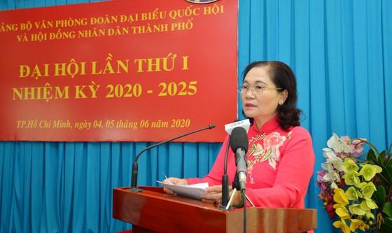 Đồng chí Phạm Đức Hải tiếp tục làm Bí thư Đảng bộ Văn phòng Đoàn ĐBQH và HĐND TPHCM ảnh 1