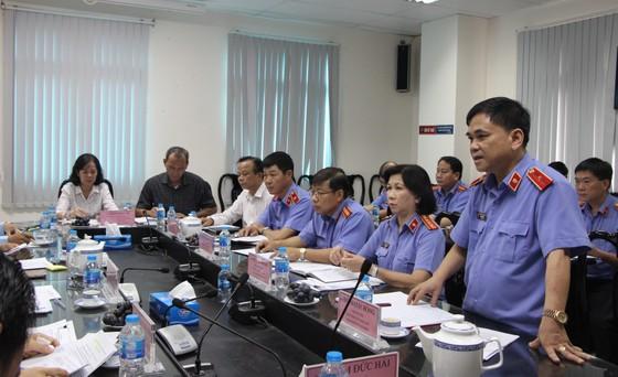 TPHCM: Nhóm tội phạm về tham nhũng và chức vụ giảm ảnh 1