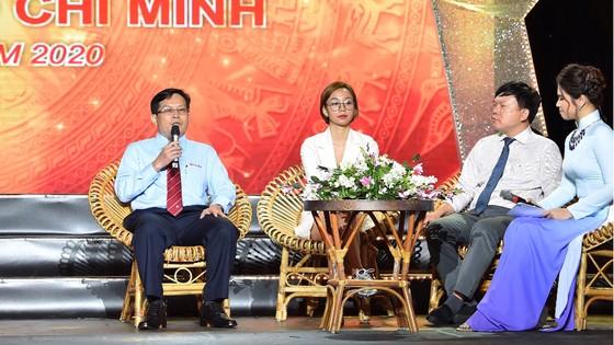 Bí thư Thành ủy TPHCM Nguyễn Thiện Nhân: Nhiệm vụ của báo chí nặng nề nhưng rất vẻ vang ảnh 5
