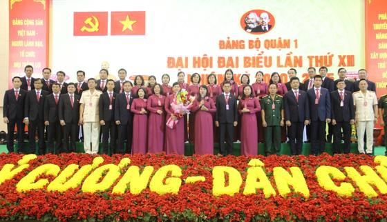 Đồng chí Trần Kim Yến tiếp tục giữ chức Bí thư Quận ủy quận 1 ảnh 1