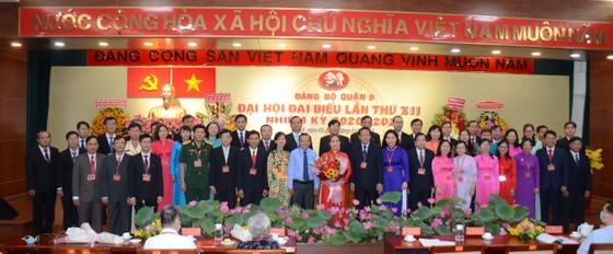 Đồng chí Lê Thị Hờ Rin được bầu làm Bí thư Quận ủy quận 6 ảnh 2