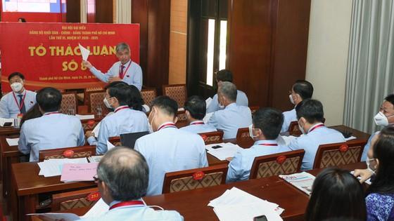 Đảng bộ Khối Dân – Chính – Đảng đóng góp quan trọng thực hiện thắng lợi nhiệm vụ chính trị của Đảng bộ TPHCM ảnh 9
