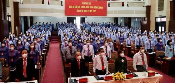 Đảng bộ Khối Dân – Chính – Đảng đóng góp quan trọng thực hiện thắng lợi nhiệm vụ chính trị của Đảng bộ TPHCM ảnh 2