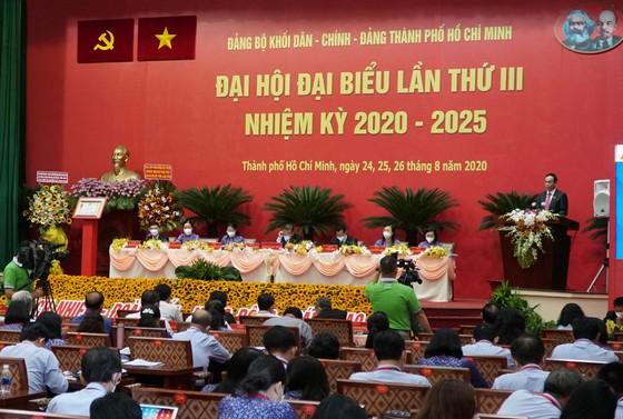 Đảng bộ Khối Dân – Chính – Đảng đóng góp quan trọng thực hiện thắng lợi nhiệm vụ chính trị của Đảng bộ TPHCM ảnh 3