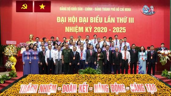 Đảng bộ Khối Dân – Chính – Đảng đóng góp quan trọng thực hiện thắng lợi nhiệm vụ chính trị của Đảng bộ TPHCM ảnh 1