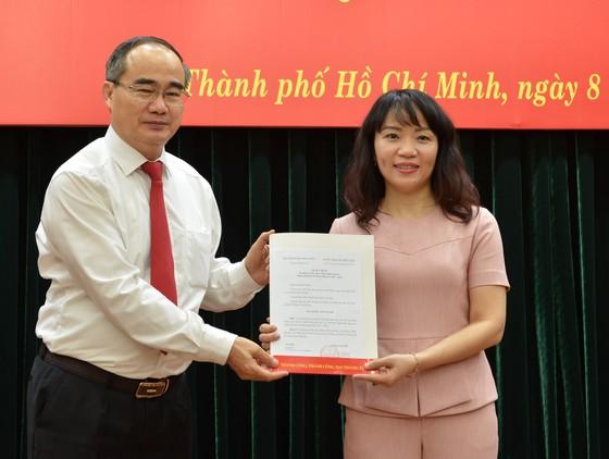 Đồng chí Phạm Thị Hồng Hà được chỉ định làm Thành ủy viên ảnh 1