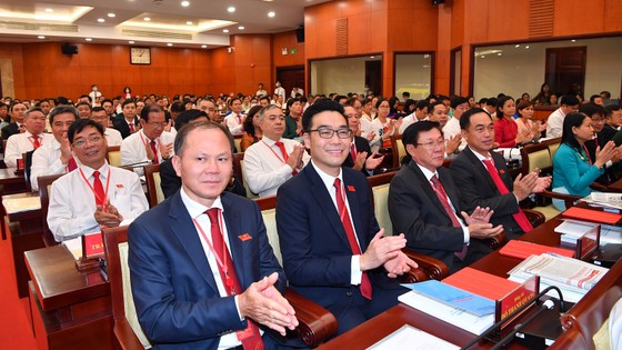 Đại hội đại biểu Đảng bộ TPHCM lần thứ XI họp phiên trù bị ảnh 4