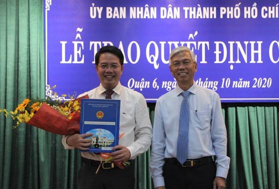 Phê chuẩn kết quả bầu đồng chí Lê Thị Thanh Thảo làm Chủ tịch UBND quận 6 ảnh 3