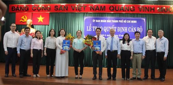 Phê chuẩn kết quả bầu đồng chí Lê Thị Thanh Thảo làm Chủ tịch UBND quận 6 ảnh 4