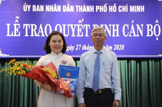 Phê chuẩn kết quả bầu đồng chí Lê Thị Thanh Thảo làm Chủ tịch UBND quận 6 ảnh 2