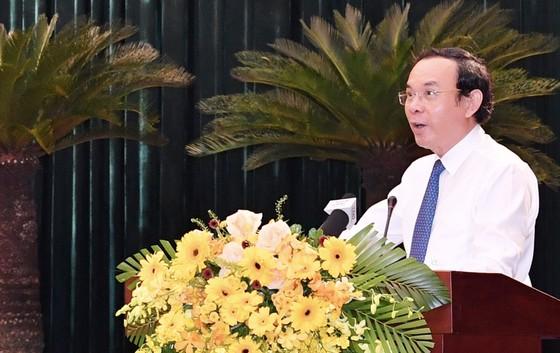 Bí thư Thành ủy TPHCM Nguyễn Văn Nên: Nhìn thẳng vào sự thật, không tránh né ảnh 1
