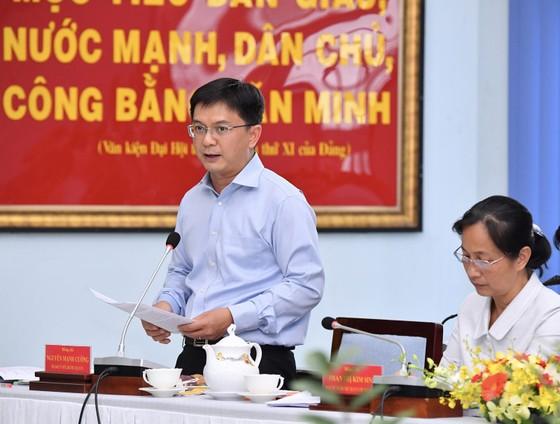 Bí thư Thành ủy TPHCM: Quận Thủ Đức bước sang giai đoạn phát triển mới với tâm thế mới, nhiệm vụ mới ảnh 3