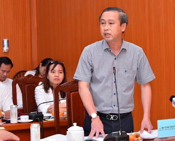 Bí thư Thành ủy TPHCM Nguyễn Văn Nên: 'Giải quyết công việc trôi chảy phục vụ người dân' ảnh 7