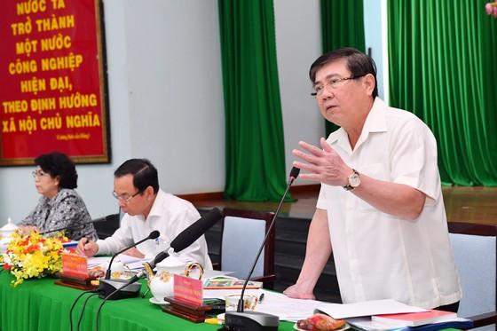 Bí thư Thành ủy TPHCM: Quận Thủ Đức bước sang giai đoạn phát triển mới với tâm thế mới, nhiệm vụ mới ảnh 2