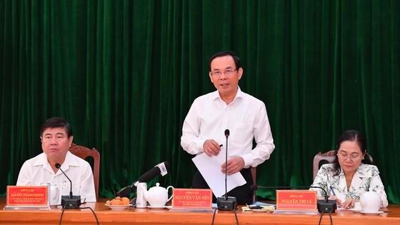 Bí thư Thành ủy TPHCM Nguyễn Văn Nên: 'Giải quyết công việc trôi chảy phục vụ người dân' ảnh 2