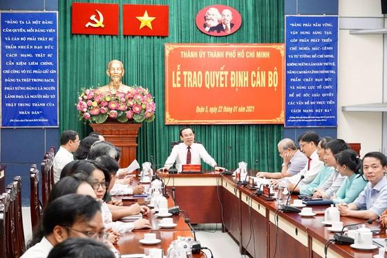 Điều động đồng chí Nguyễn Văn Hiếu làm Bí thư Thành ủy TP Thủ Đức ảnh 2